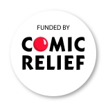 Funded by Comic Relief_cmyk_2016