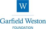 Garfield Weston Foundation -logo-blue